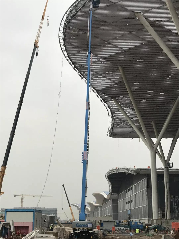 武汉21米直臂高空车出租武汉登高车出租实力强做实事